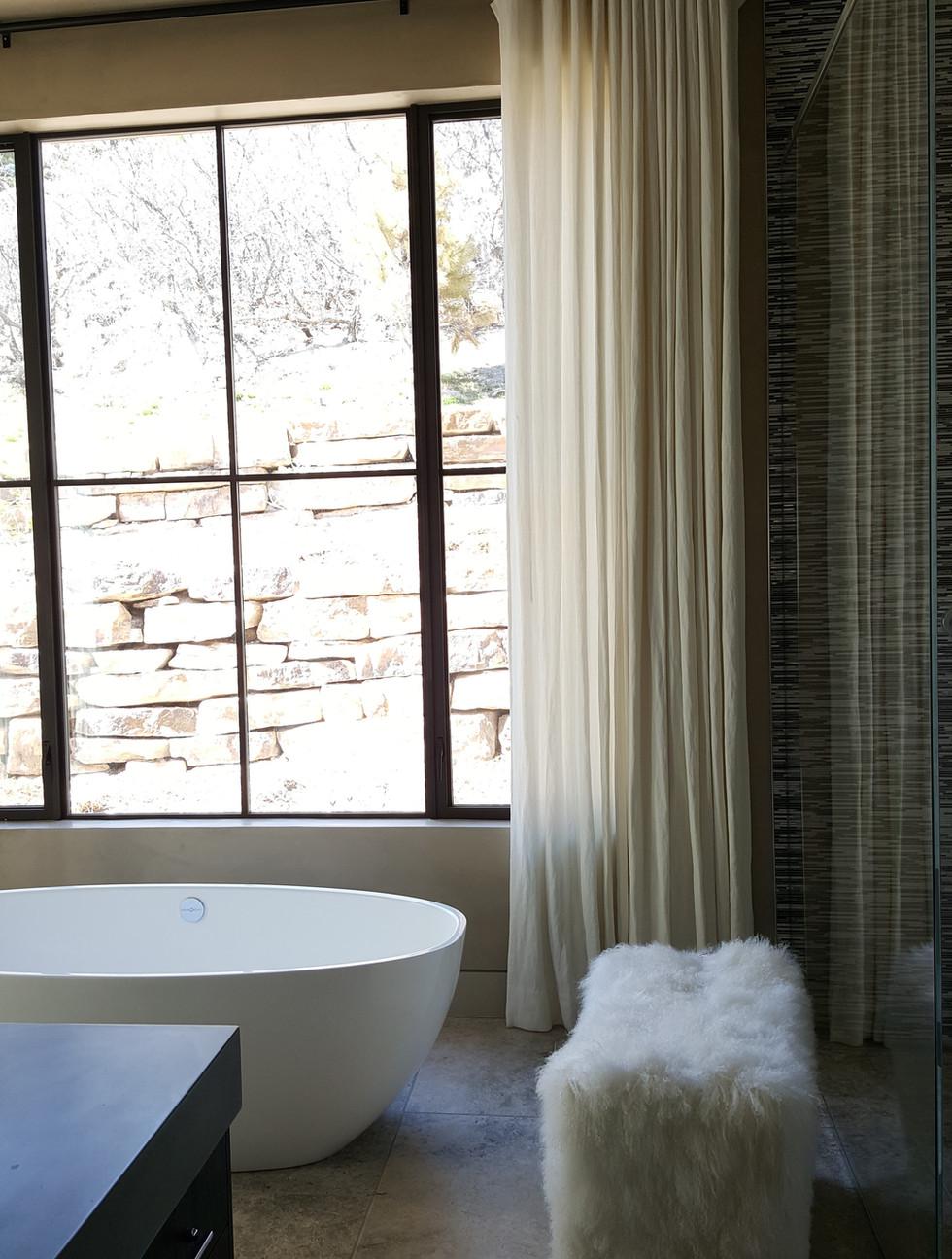 Tazi Ranch MST Bath Install Pics 4.13  (