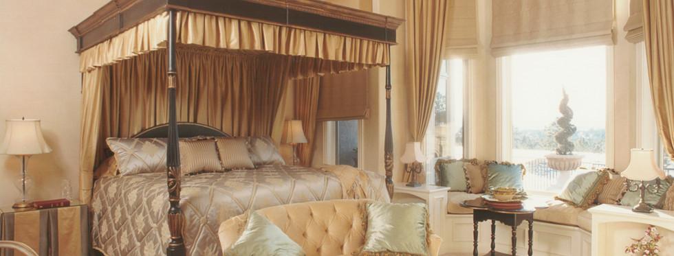 Race Car Ranch - Master Bedroom