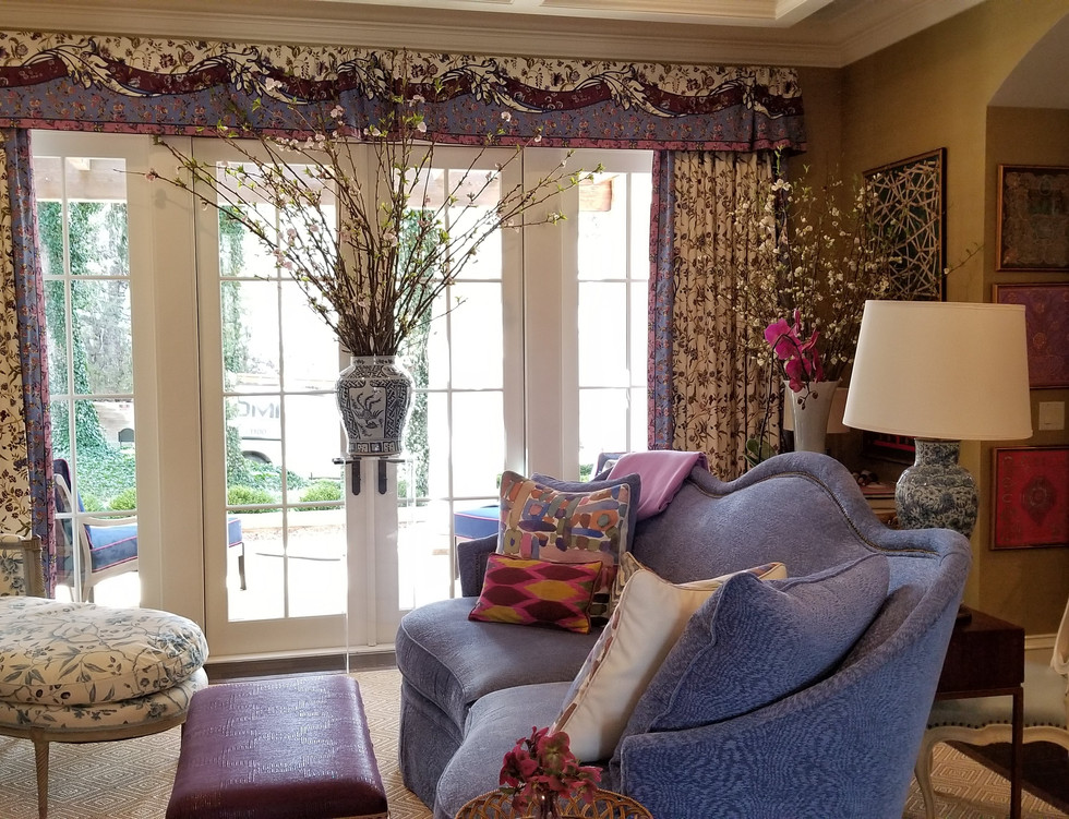 Traditional Home Magazine - Living Room