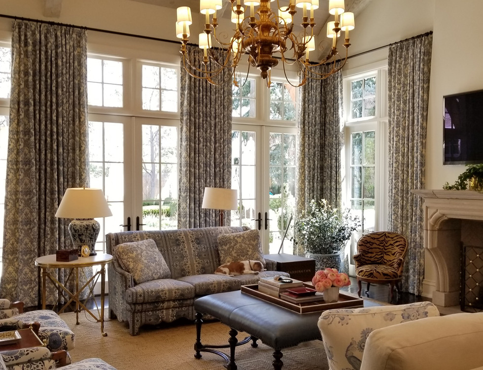 Traditional Home Magazine - Great Room