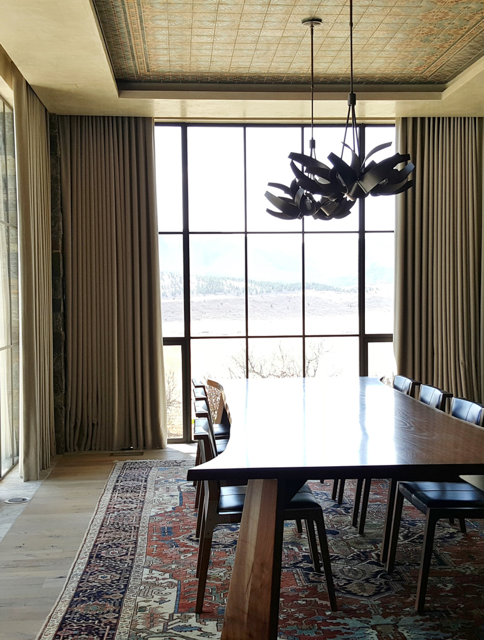 Ranch House Dining Room