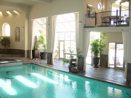 Ranch House w/ Indoor Pool