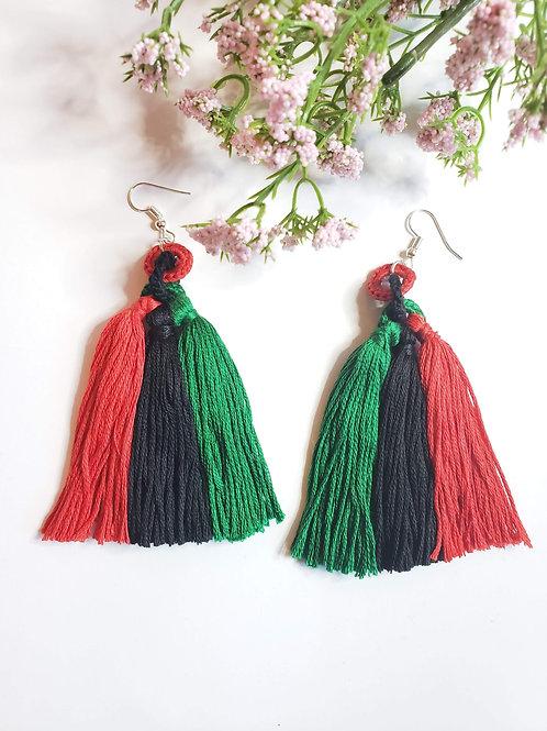 Afro Tassels