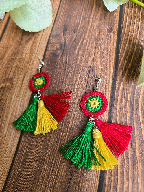 Pan Love Tassels