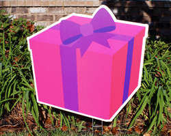 Pink and Purple Present