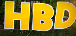 HBD Yellow