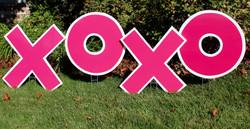 XOXO Pink Swag