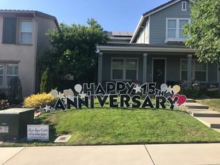 15 years of LOVE!!