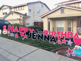 Jenna is a TEENAGER!