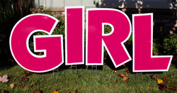 It's A Girl Swag