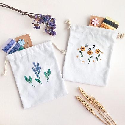 DIY Embroidery Kit Bundle Set
