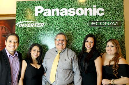 Lanzamiento Panasonic