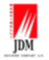 JDM OFFICIAL logo with JDM BC and Mancin