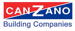 Canzano Logo white backround wBldg co -