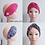 Thumbnail: 5 for $20 Turban Headbands for Face Mask