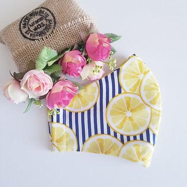 Be My Lemon - Face Mask with Filter Pocket