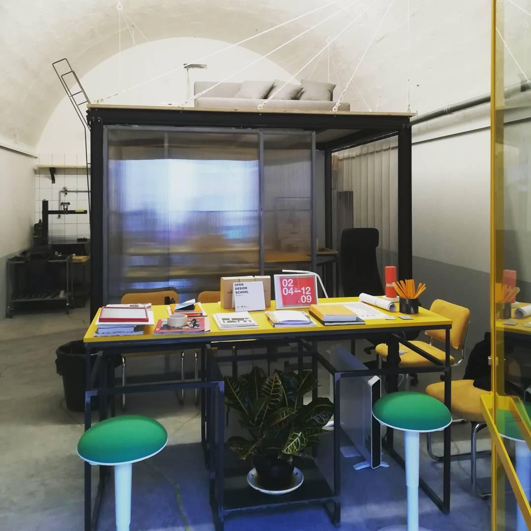 Terraferma Studio interni