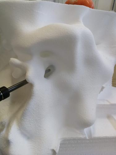 cnc 3D scultura fabbricazione digitale