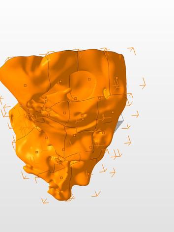 scanner 3D scultura