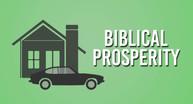 Biblical Prosperity