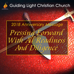 Pressing Forward with all Readiness and Diligence