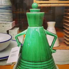 Terraferma orcino olio ceramica