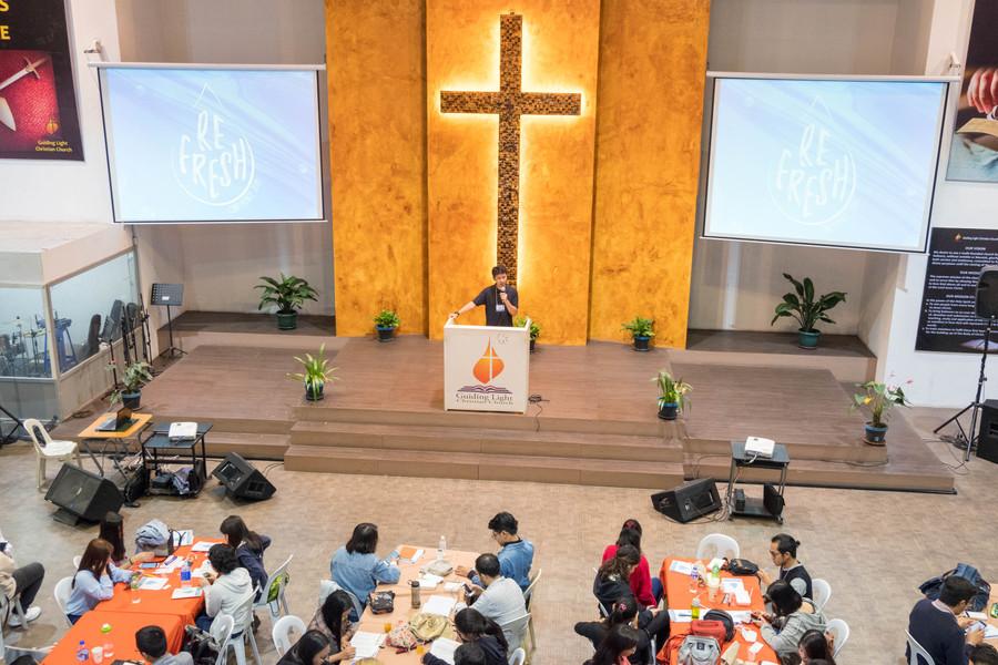 Mihali de Velez Exhorting for Worship (2)