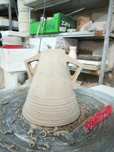 formatura stampi gesso ceramica