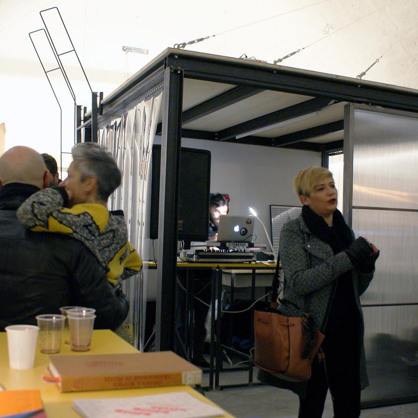 Opening inaugurazione Studio Terraferma Matera