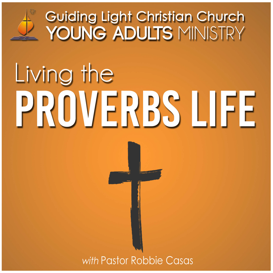 Living the Proverbs Life