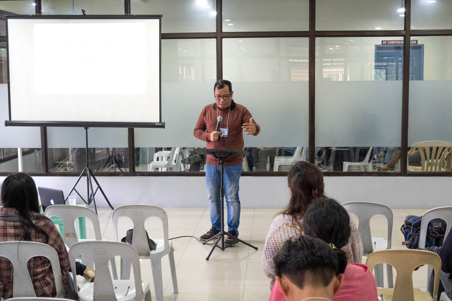 Ptr. DJ Barrios on Time Management (2)