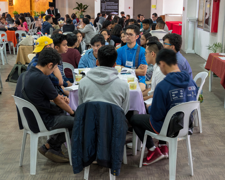 Processing and Group Discussions (15)
