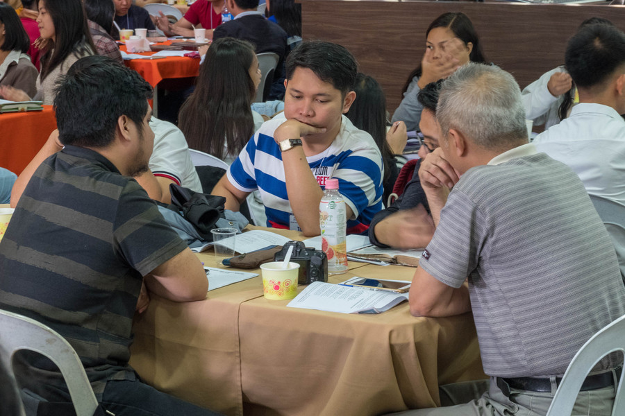 Processing and Group Discussions (10)