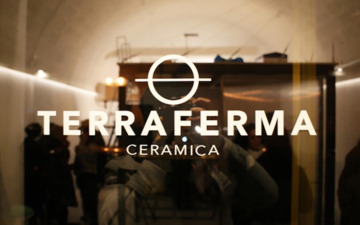 Logo Terraferma Ceramica Matera