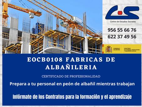 Fabricas de Albañilería