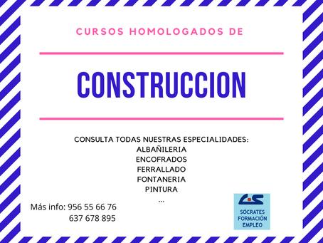 Construcción. Especialidades