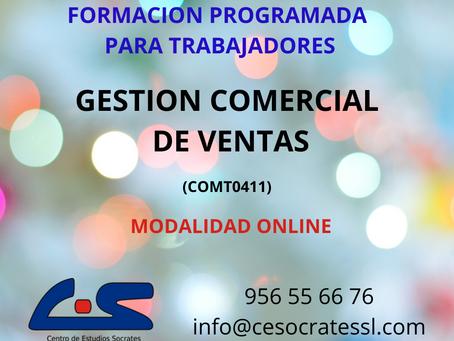 GESTION COMERCIAL DE VENTAS