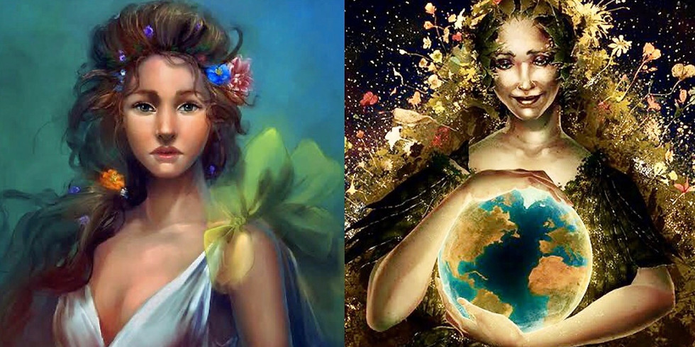 Ascension Teachings Q&A with Goddess Perspehone & Gaia