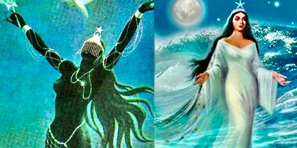 Ascension Teachings Q&A with Goddess Iemanjá