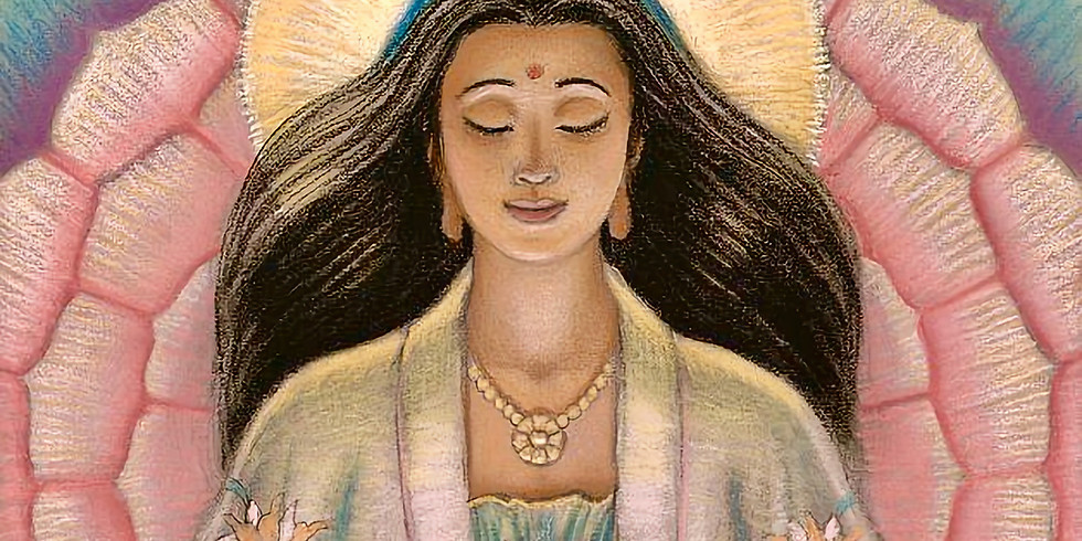 Channelling the Ascension Teachings with Kuan Yin