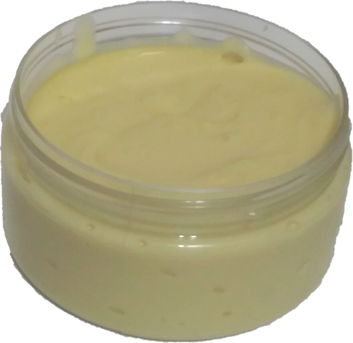 WHIPPED BODY OIL