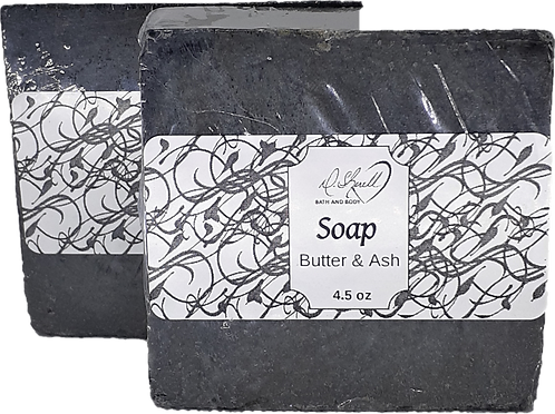 BUTTER & ASH (Version of Black Soap)