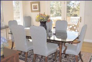 Swift Creek Dining Room