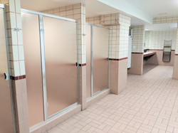 Gym Showers in Commercial Office