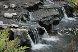 Colorado Land with Water Features