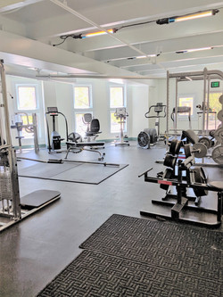 Private Office Gym