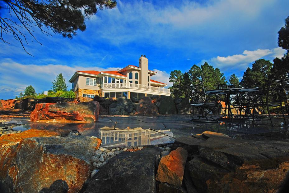 Luxury Ranch Home in Colorado