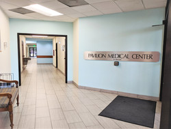 Lobby at Pavilions Medical