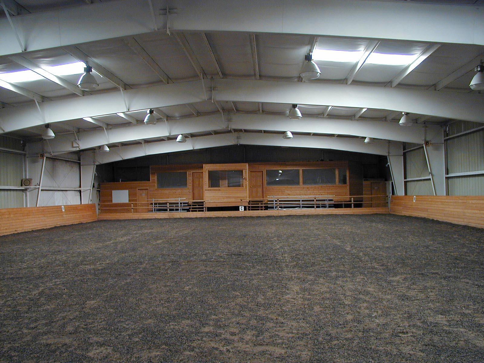 Swift Creek Indoor Arena2
