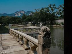 A Seoul temple